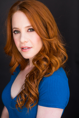 Actor Amy Davidson