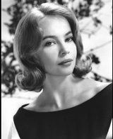 Actor Leslie Caron