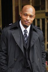 Actor Sticky Fingaz