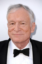 Actor Hugh M. Hefner