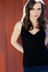 Actor Kate Rene Gleason