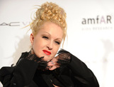 Actor Cyndi Lauper