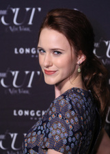 Actor Rachel Brosnahan