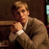 Actor Zachary Booth