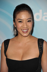 Actor Michelle Kwan