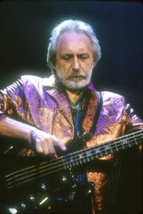 Actor John Entwistle