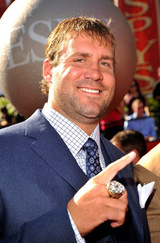 Actor Ben Roethlisberger