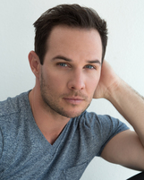 Actor Ryan Merriman