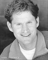 Actor Mark Chadwick