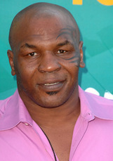 Actor Mike Tyson