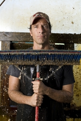 Actor Mike Rowe