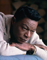 Actor Nat 'King' Cole