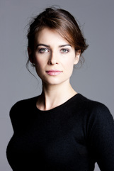 Actor Camilla Arfwedson