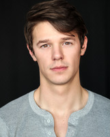 Actor Lucas Ross
