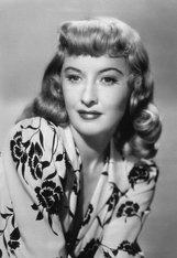 Actor Barbara Stanwyck
