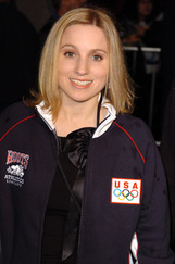 Actor Kerri Strug
