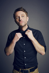 Actor Chris Hardwick