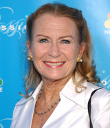 Actor Juliet Mills