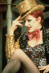 Actor Nell Campbell