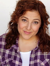 Actor Rachel Leah Cohen