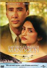 Movie Captain Corelli's Mandolin
