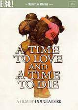 Movie A Time to Love and a Time to Die