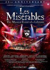 Movie Les Miserables in Concert: The 25th Anniversary