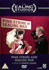Movie Pink String and Sealing Wax
