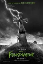 Movie Frankenweenie