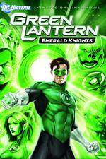Movie Green Lantern: Emerald Knights