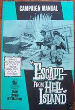Movie Escape from Hell Island