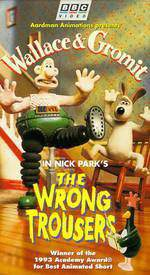 Movie Wallace & Gromit in The Wrong Trousers