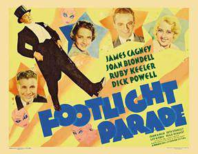 Movie Footlight Parade