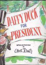 Movie Daffy Duck for President