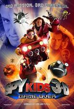Movie Spy Kids 3-D: Game Over