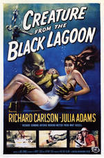 Movie Creature from the Black Lagoon