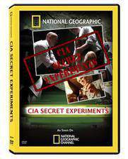 Movie National Geographic: CIA Secret Experiments