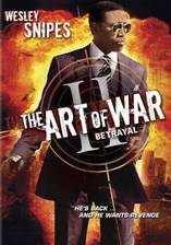 Movie The Art of War II: Betrayal