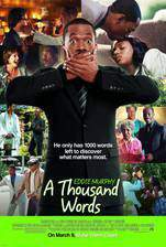 Movie A Thousand Words
