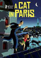 Movie A Cat in Paris