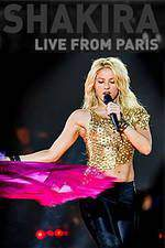 Movie Shakira: Live from Paris