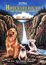 Movie Homeward Bound: The Incredible Journey