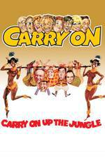Movie Carry on Up the Jungle