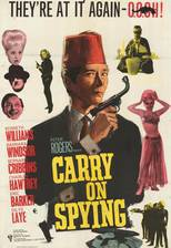 Movie Carry on Spying