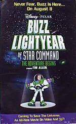 Movie Buzz Lightyear of Star Command: The Adventure Begins