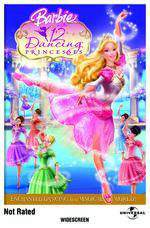 Movie Barbie in the 12 Dancing Princesses