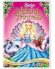 Movie Barbie as the Island Princess