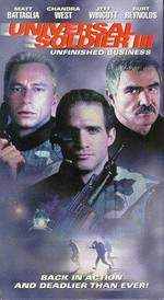 Movie Universal Soldier III: Unfinished Business