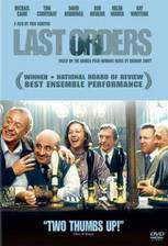 Movie Last Orders
