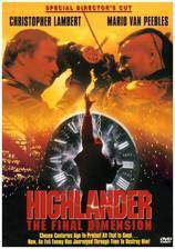 Movie Highlander III: The Final Dimension